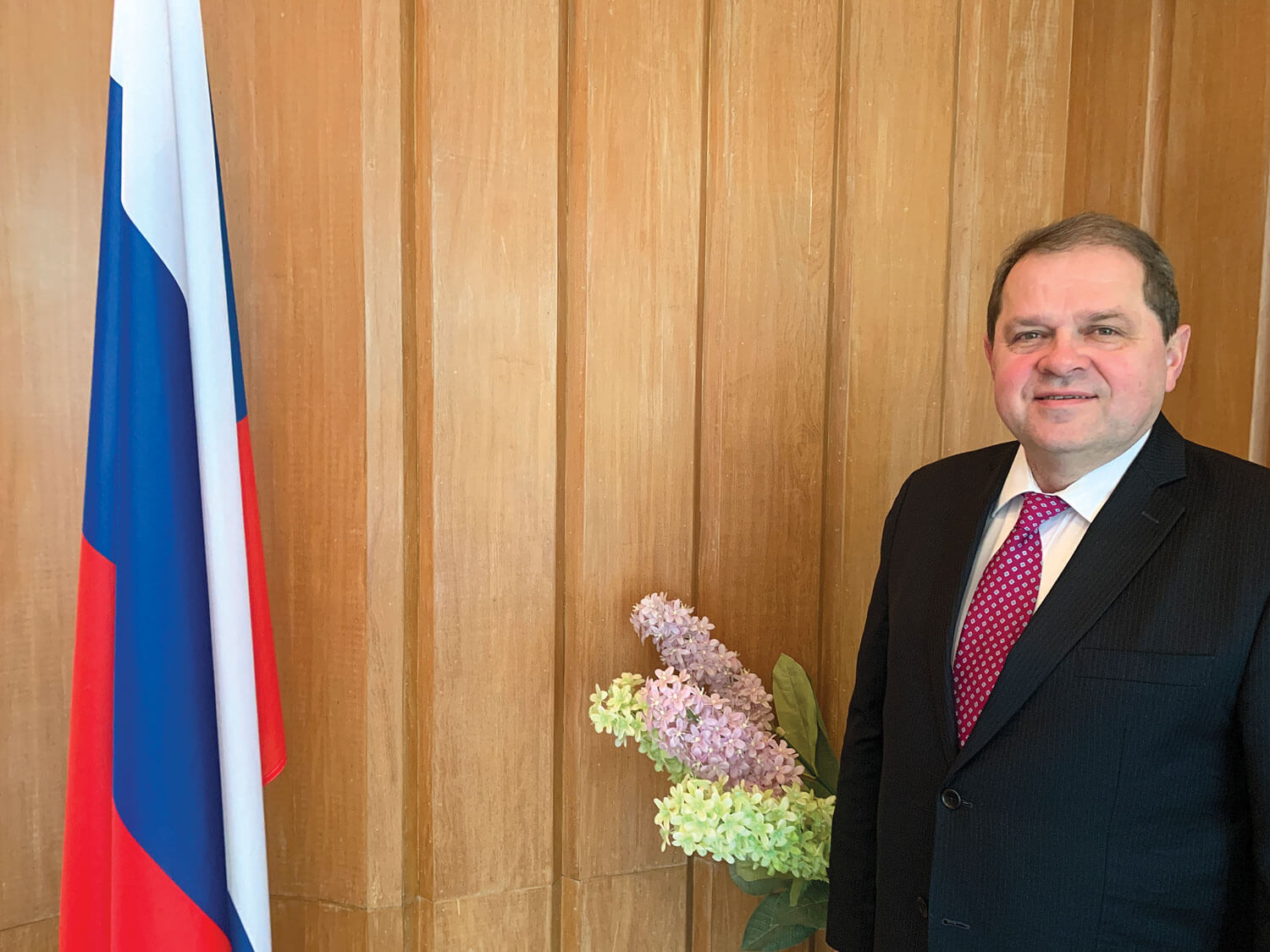 Russia-Nepal cooperation poised for growth: Ambassador