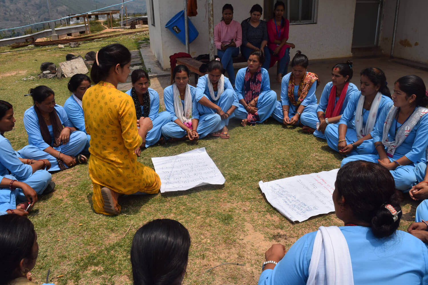 Tipping point on menstrual banishment in Nepal