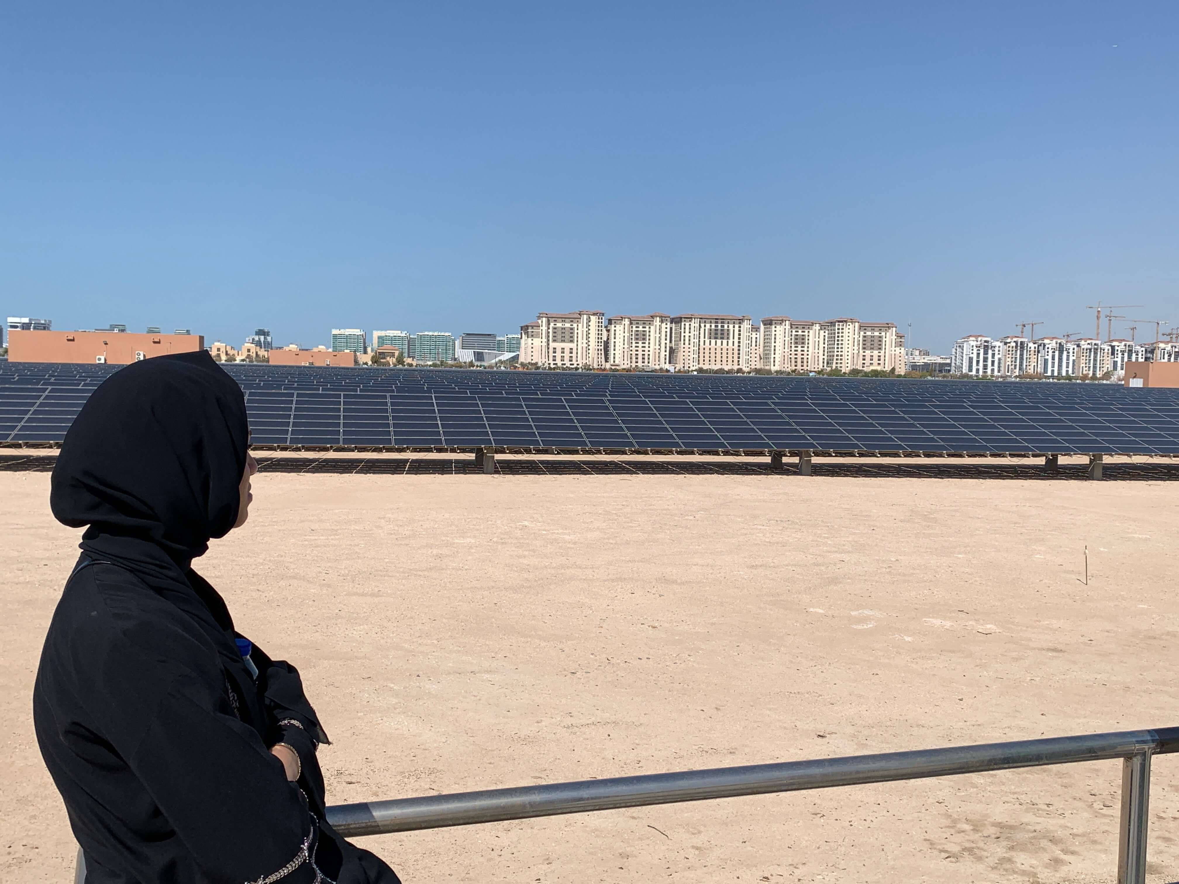 Oil-rich Gulf turns to renewable energy