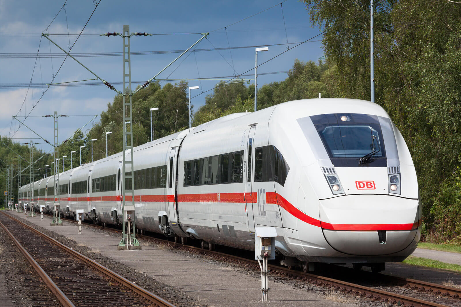 Qatar and Deutsche Bahn