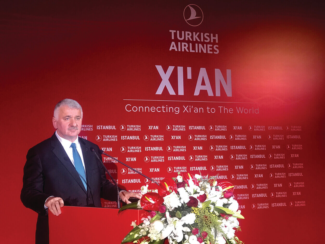 Turkish to Xi'an