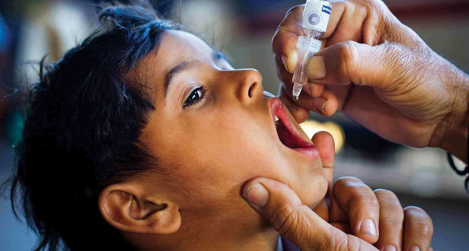A shot in the arm for vaccines in Nepal