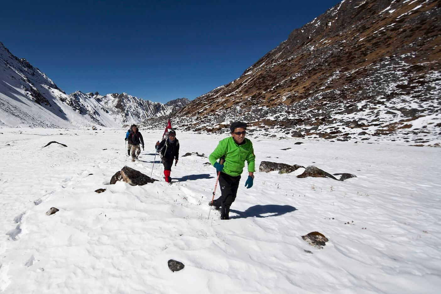 The Climate Smart Great Himalayan Trek