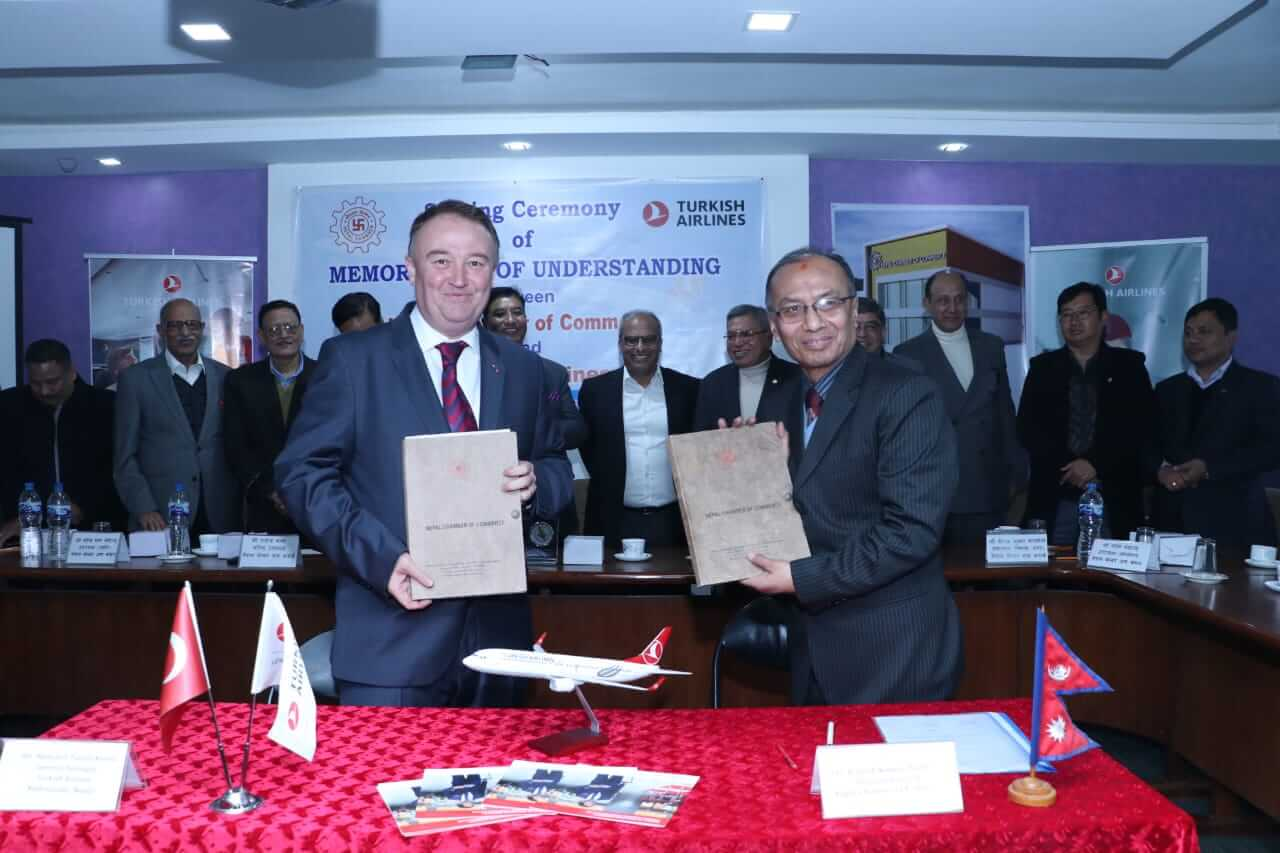 Turkish, NCC sign MoU