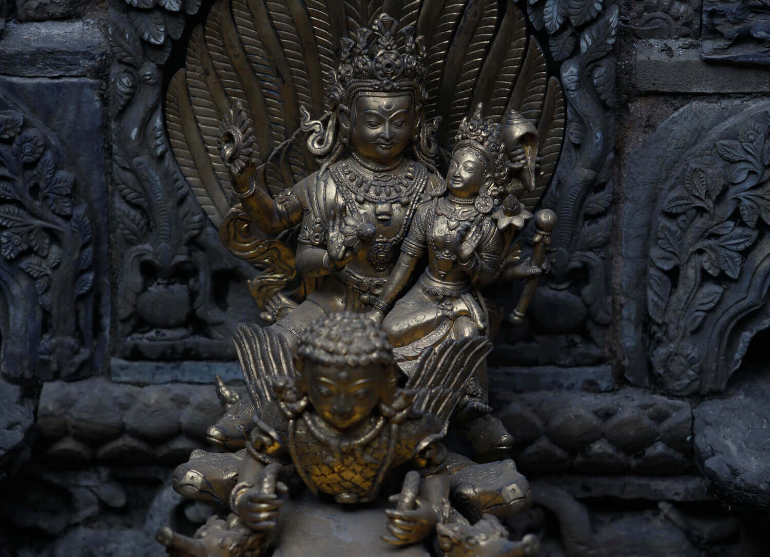 Replicating Nepal's stolen gods