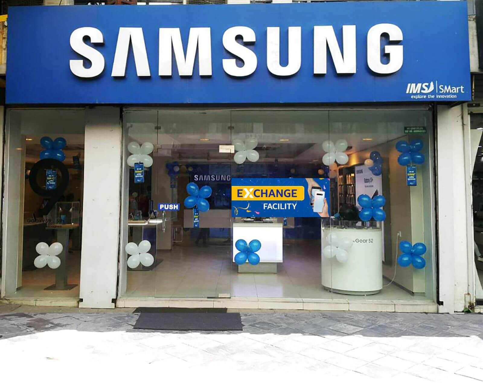 Samsung Exchange