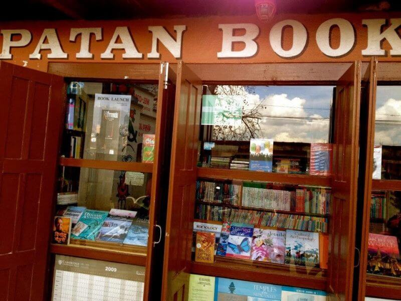 patan bookstore one of the best in town
