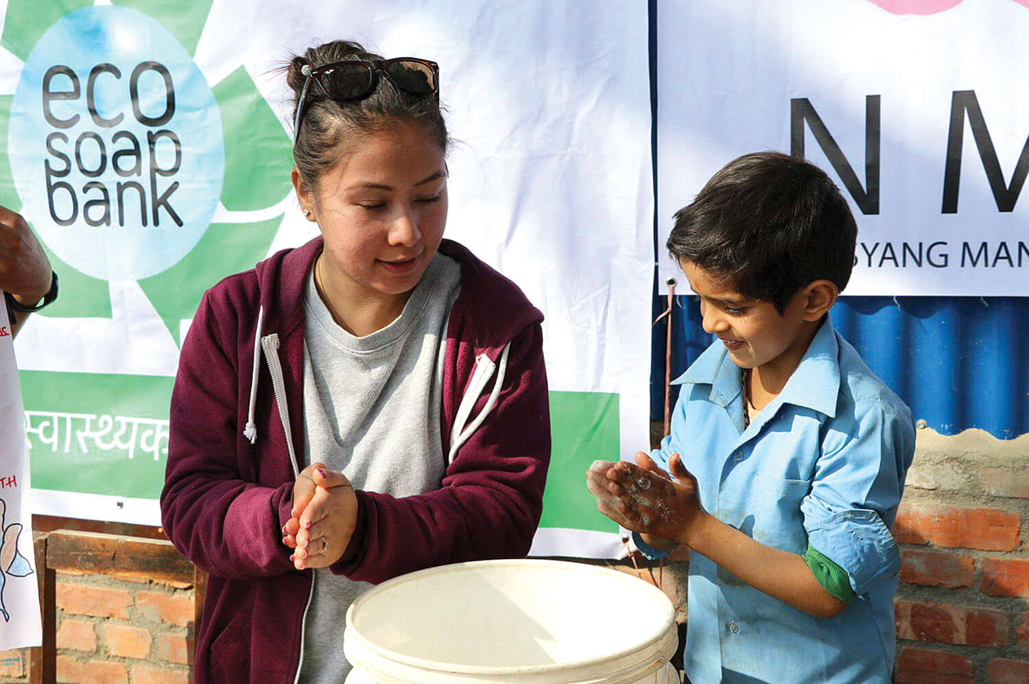 COVID-19 revives Nepal's WASH drive