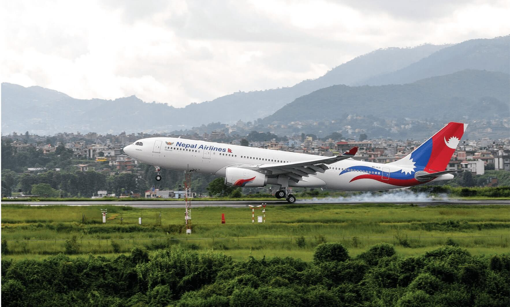 EU blacklist limits Nepal Airlines ferry flights