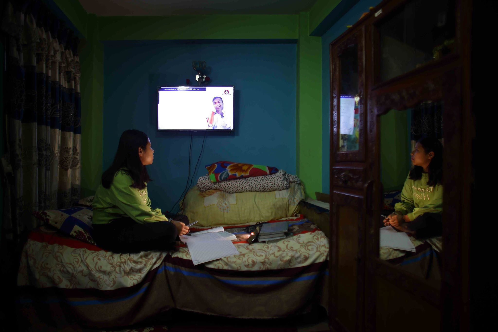 Lockdown gives distance learning a boost in Nepal
