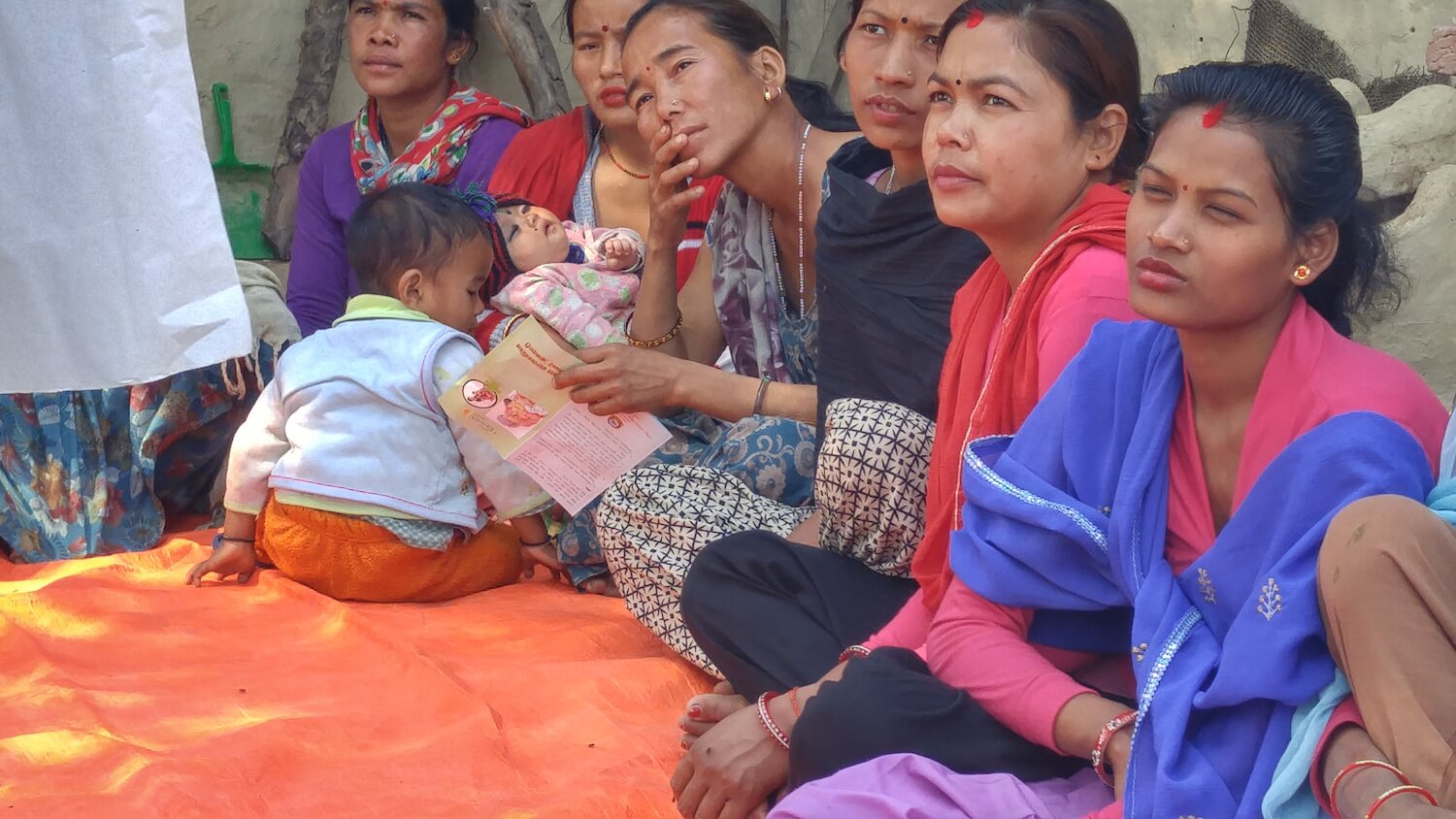 3 Nepali mothers still die daily at childbirth