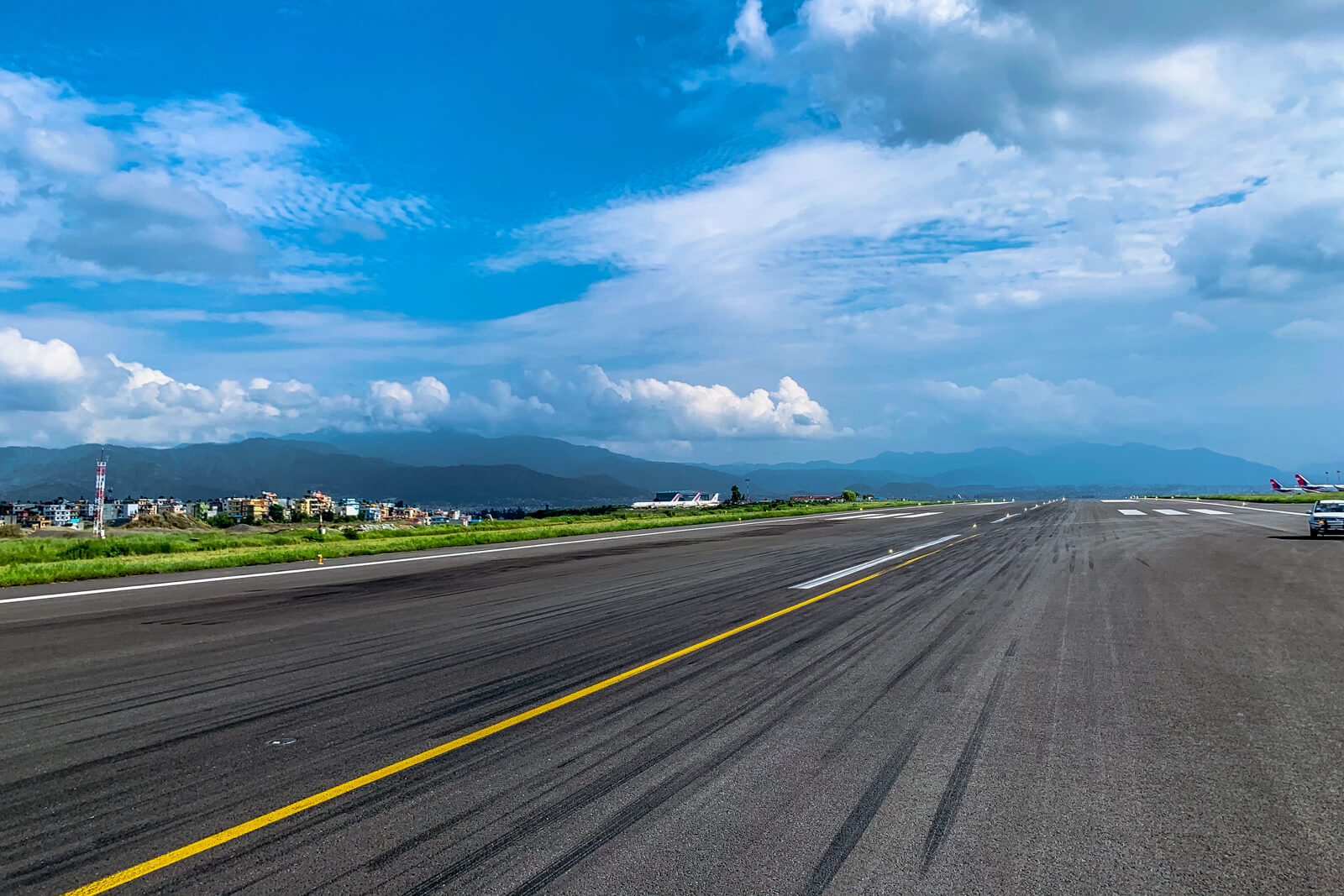 Kathmandu airport gets facelift during lockdown