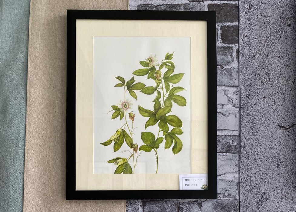 Nepal's botanical art in Wuhan