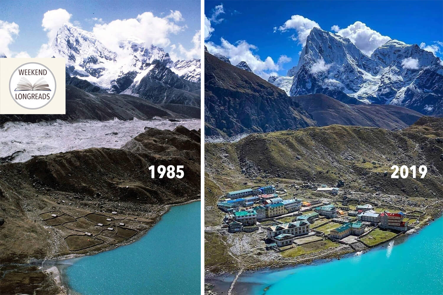 Saving Gokyo from itself