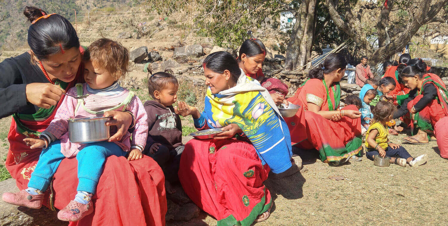COVID-19 leaves millions of South Asian children hungry