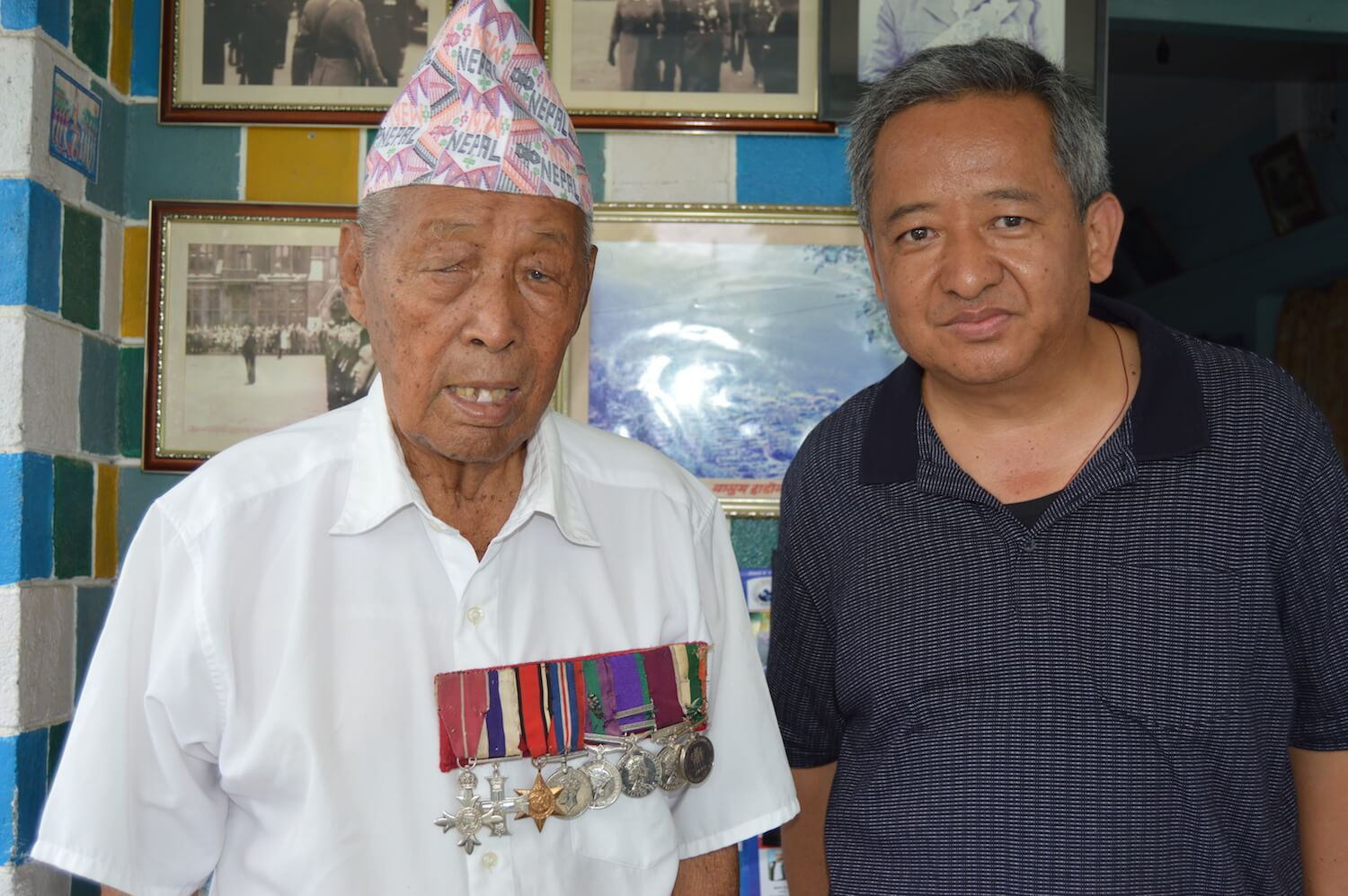 Former Gurkha soldier turns author