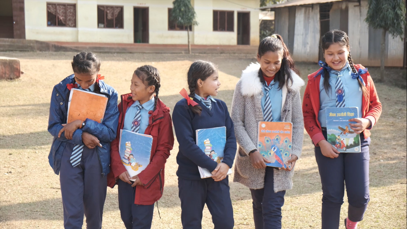 Half of Nepal's girls may drop out of school