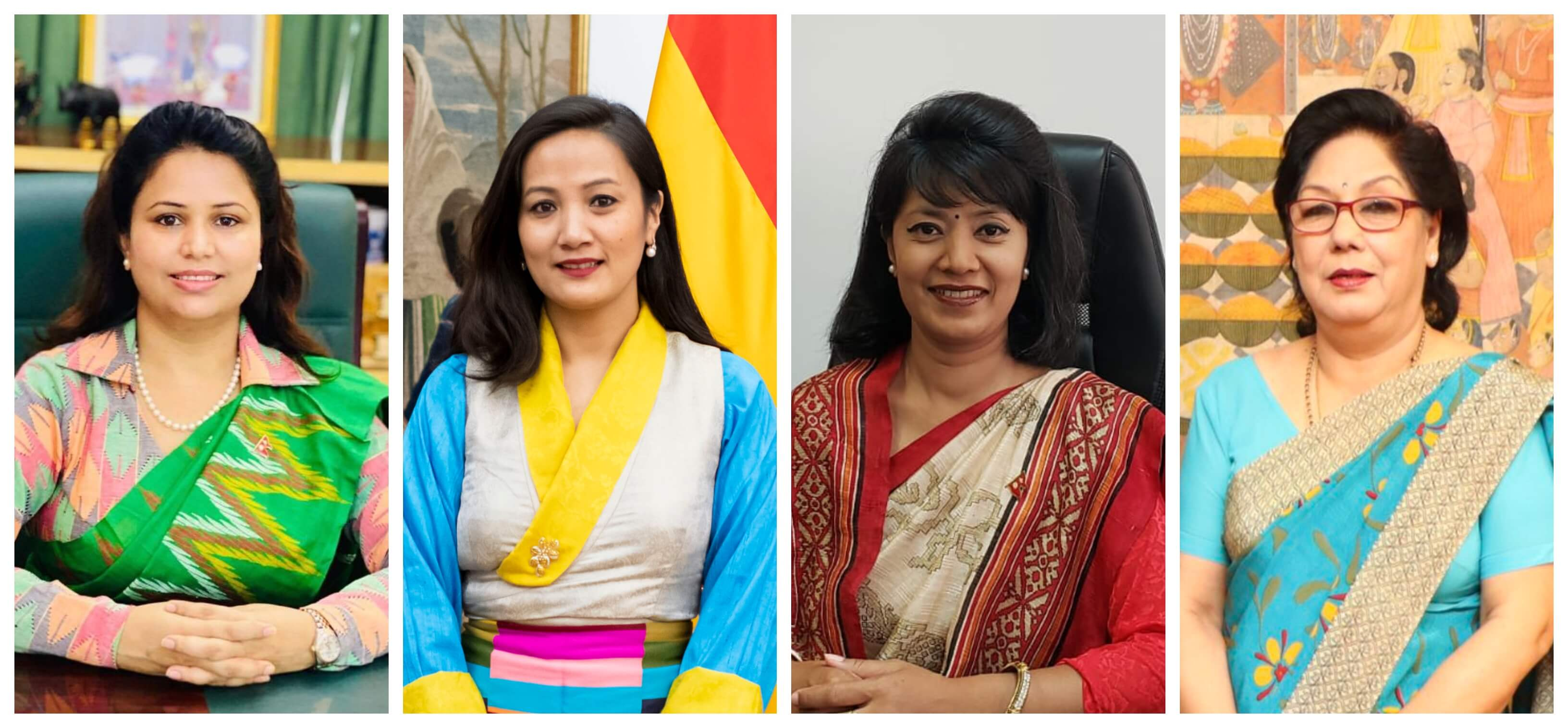 Nepal's women envoys make a mark