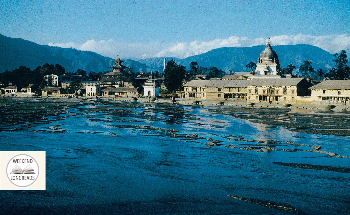How the Bagmati Civilisation is becoming uncivilised