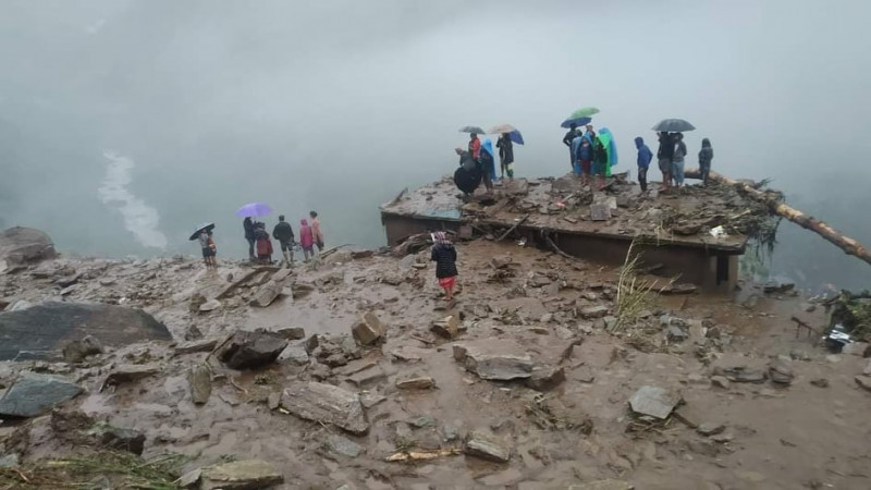 Deadly monsoon in Nepal turns deadlier