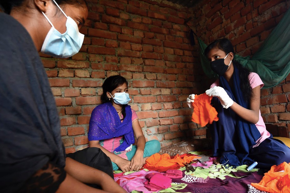 Pandemic deepens period poverty