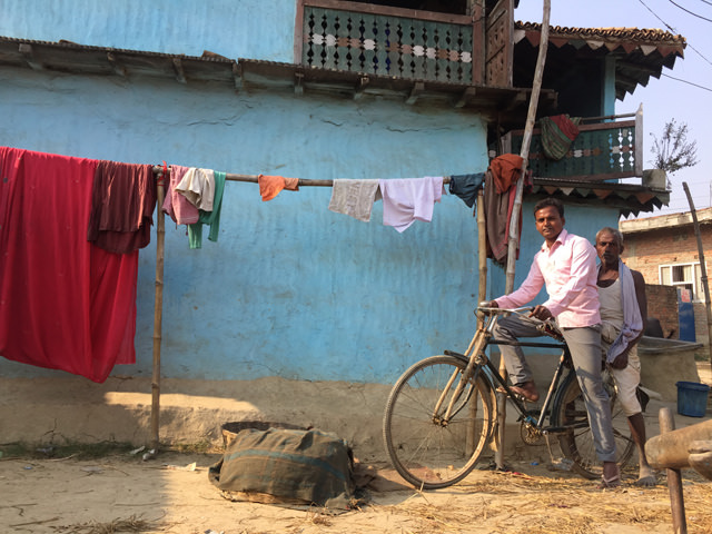 Nepal's remittance villages