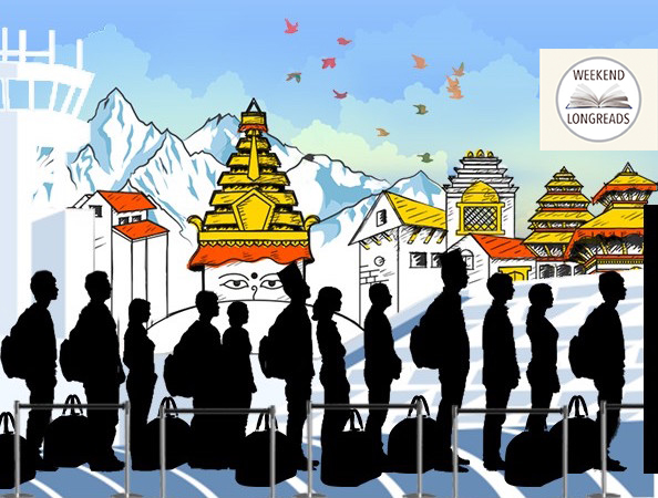 In the minds of Nepal's migrant workers