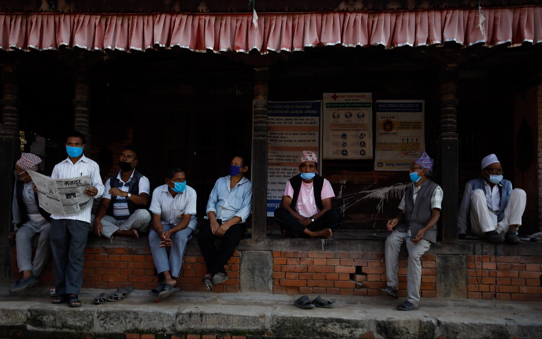 When will Nepal's Covid vaccine turn come?