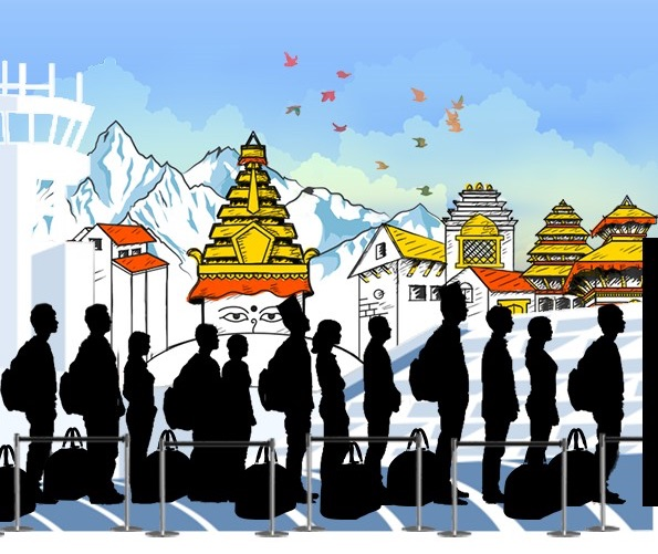 Europe now favoured destination for Nepalis