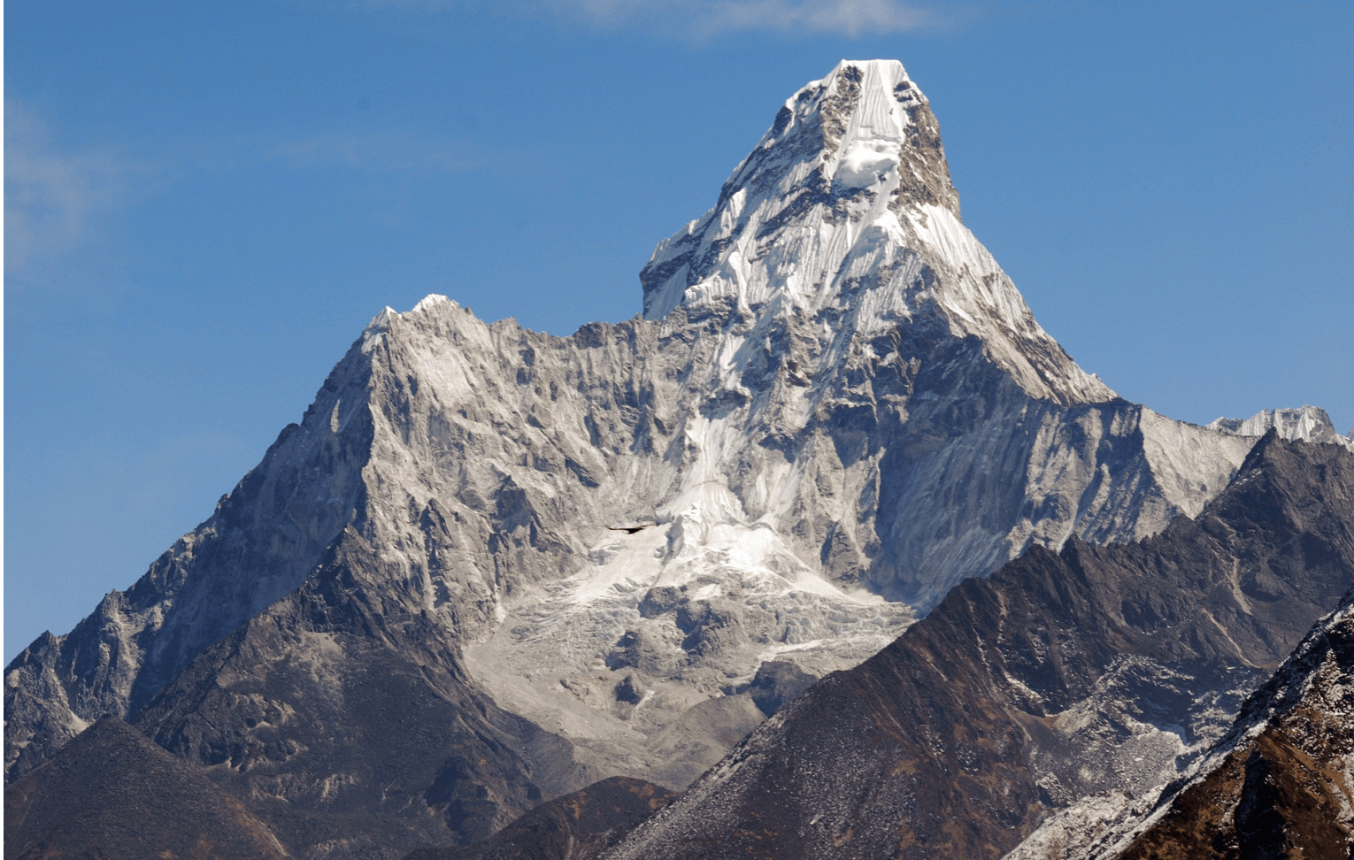 What is it about Ama Dablam?