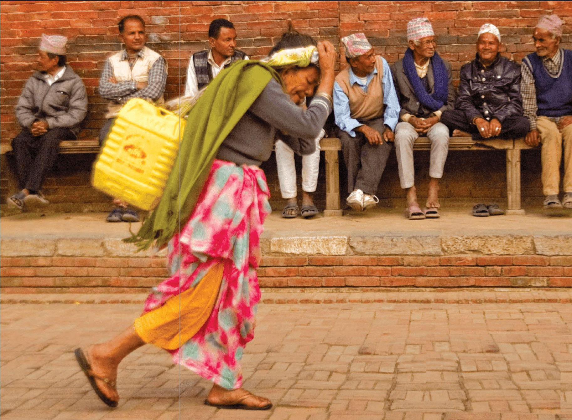 Uneven pandemic impact on Nepali women