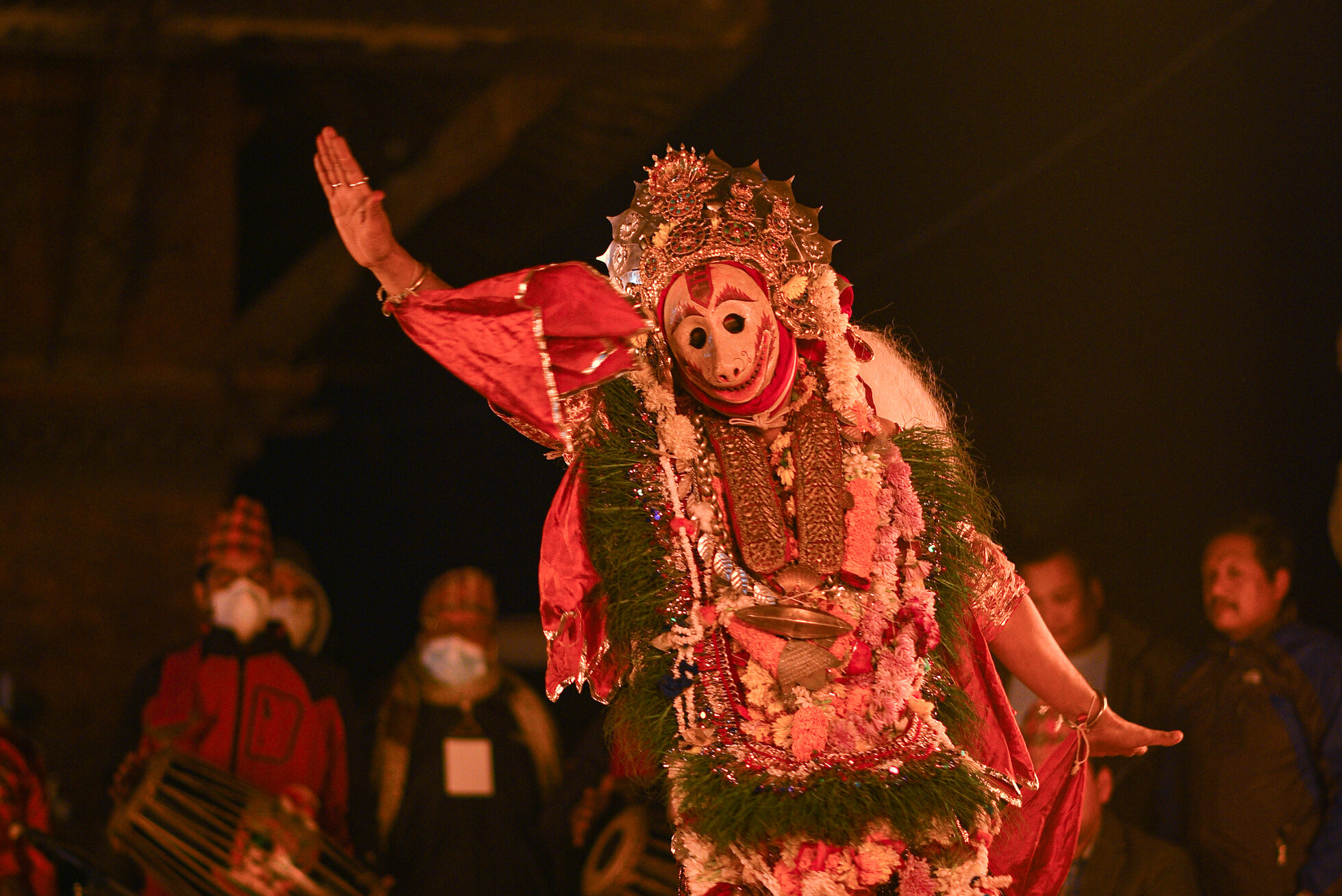 Patan's dance of the deities
