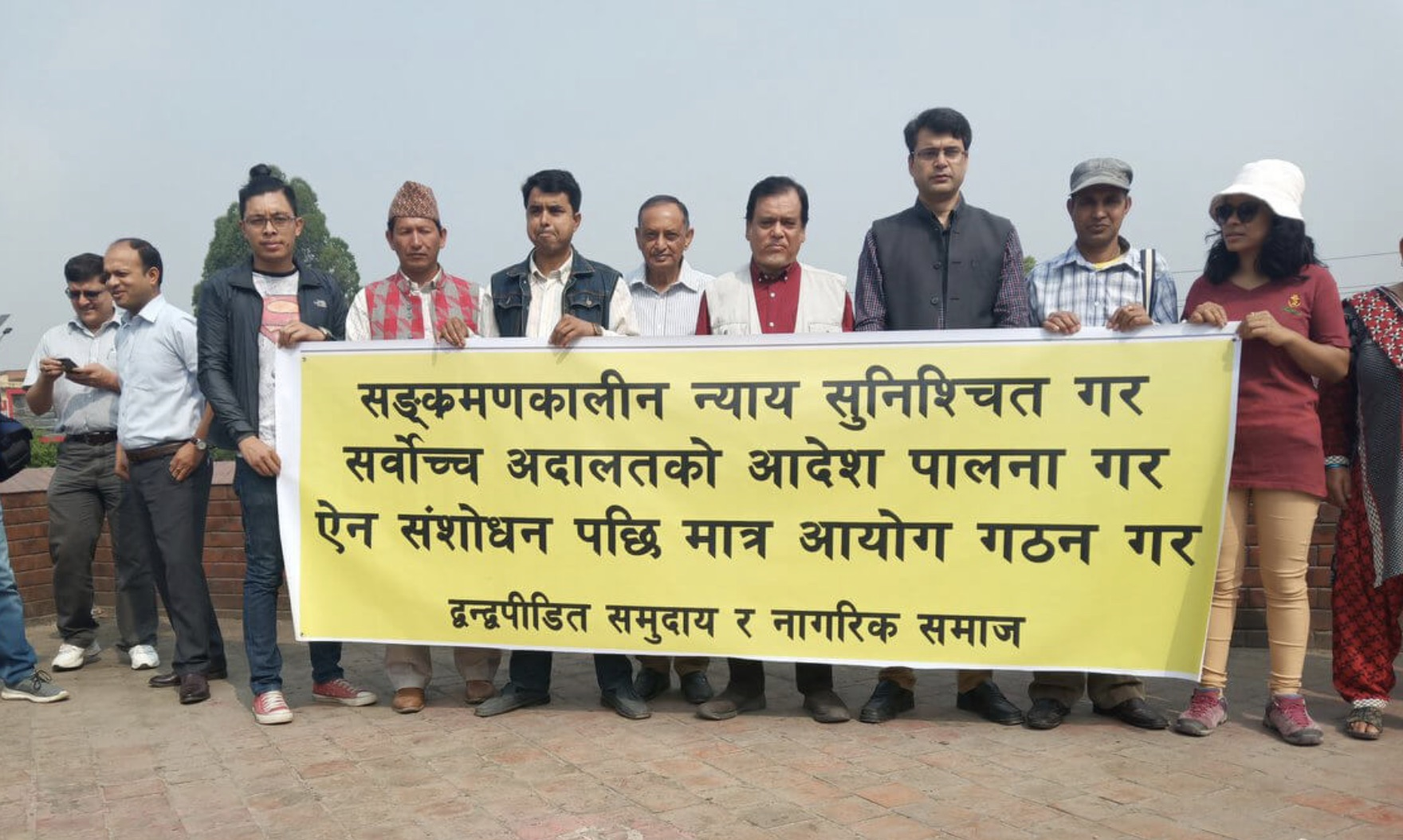 Nepal's rights groups must step up