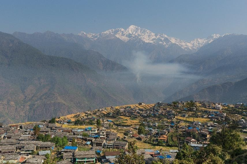 Conserving mountains for people and nature