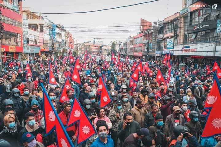 Nepal party reincarnating Hindu monarchy