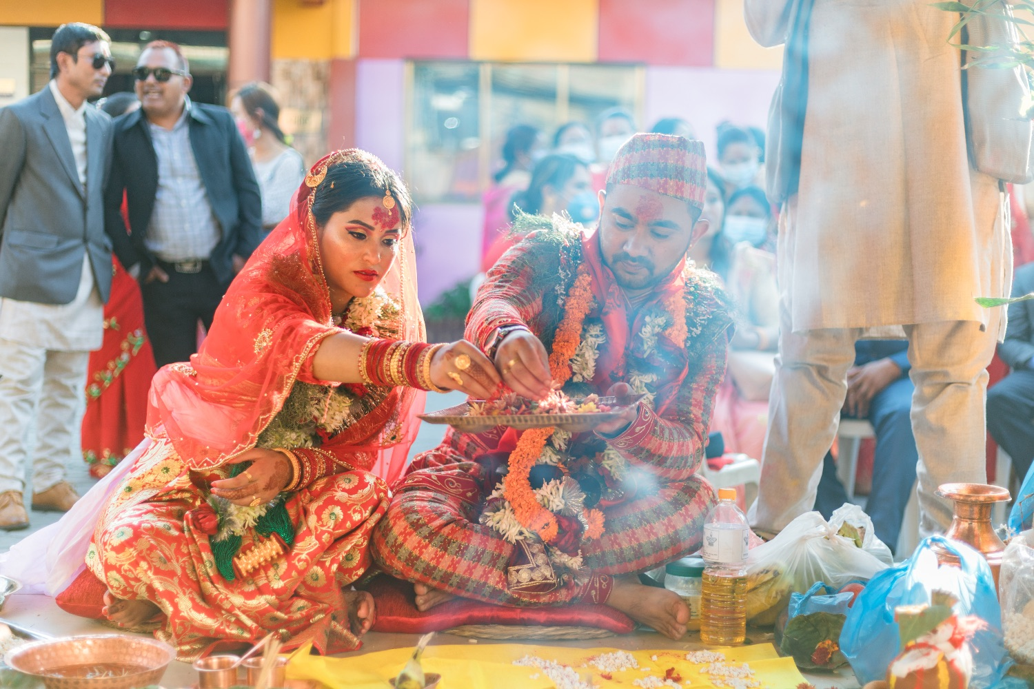 Tying the knot during Covid-19