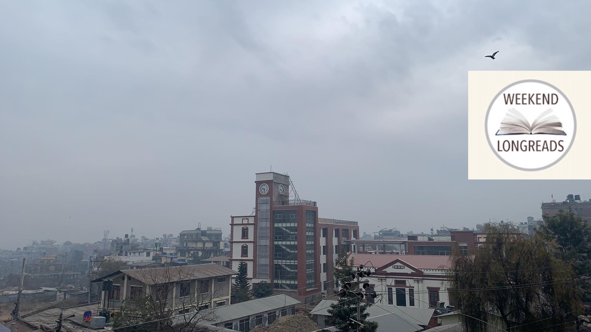 How weather elevates air pollution in Kathmandu