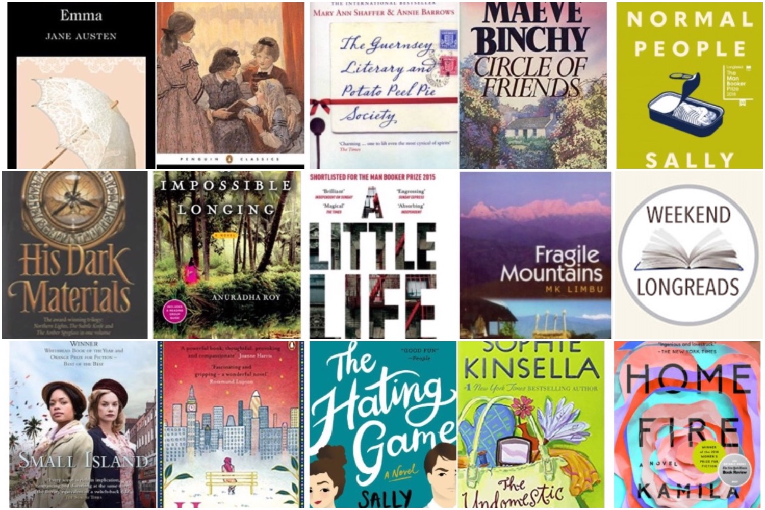 14 books to read, gift, love this Valentine's