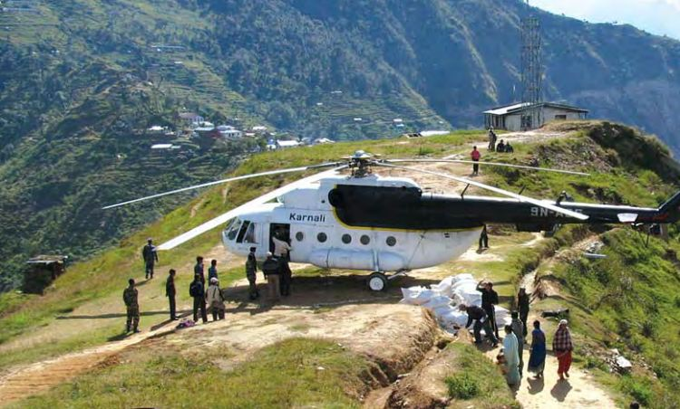 From the frontlines of Nepal's war