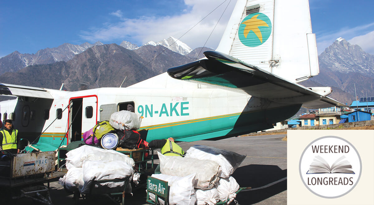 Managing Everest's waste problem