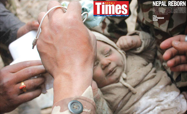 Miracle Boy, six years after Nepal quake