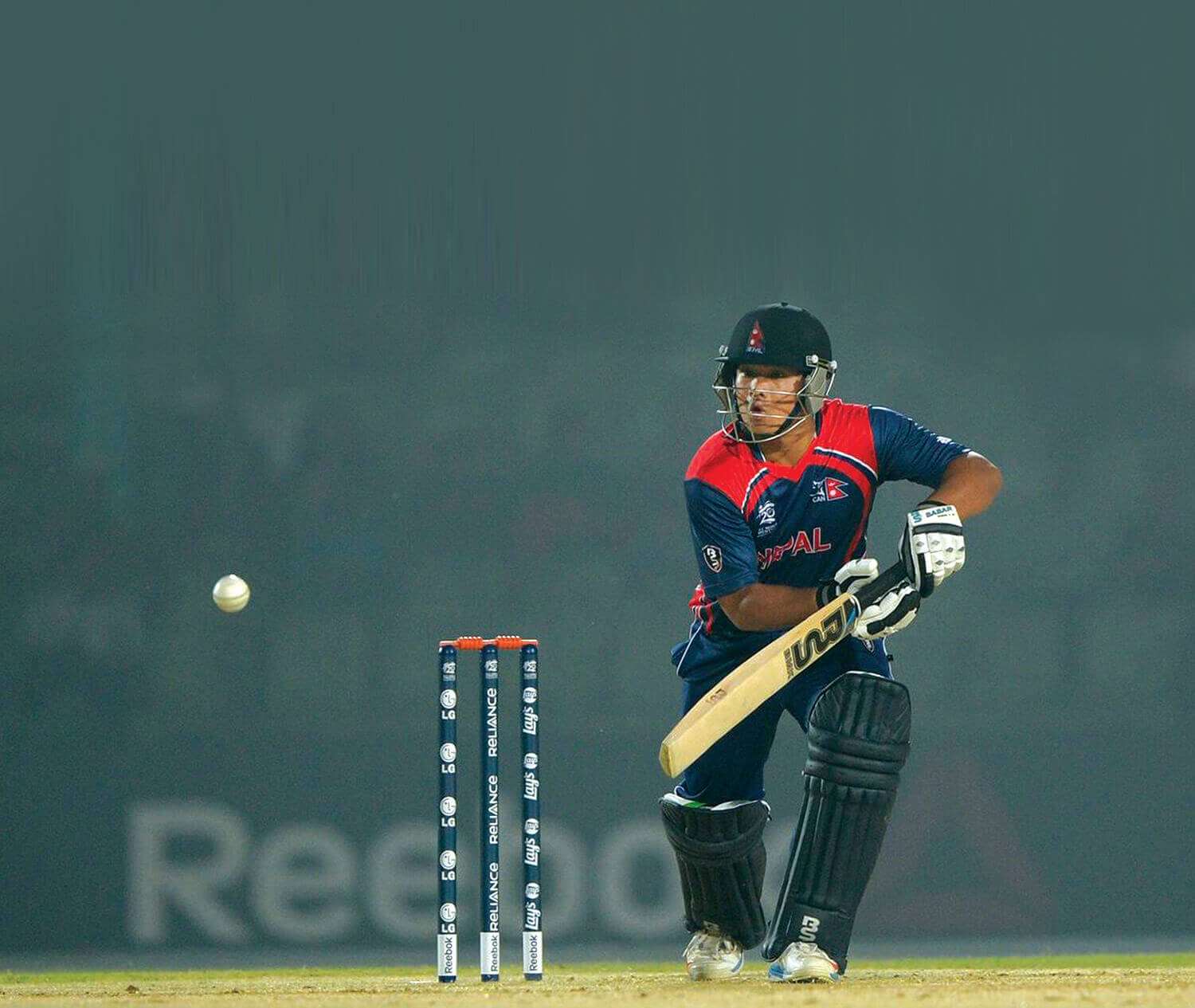 The ball is in Nepal's cricket court
