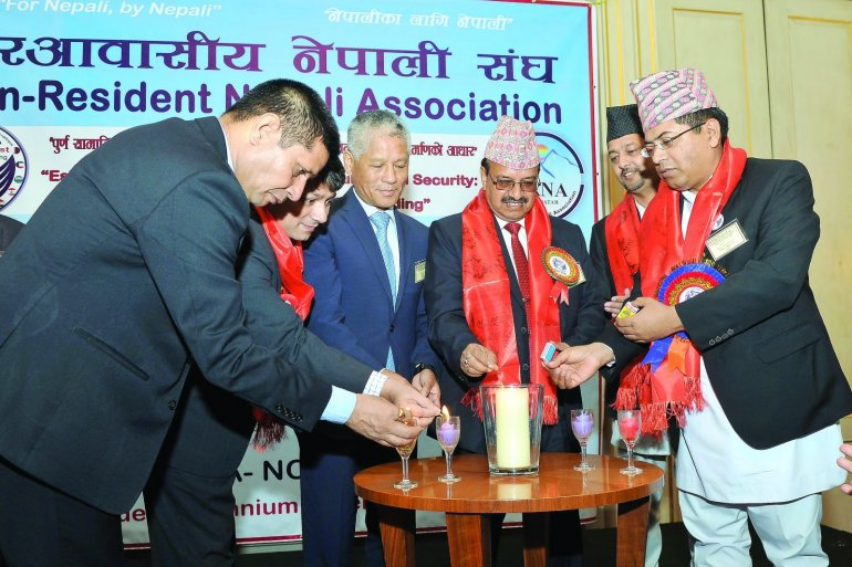 Non-Resident Nepali Coordination Forum Expands