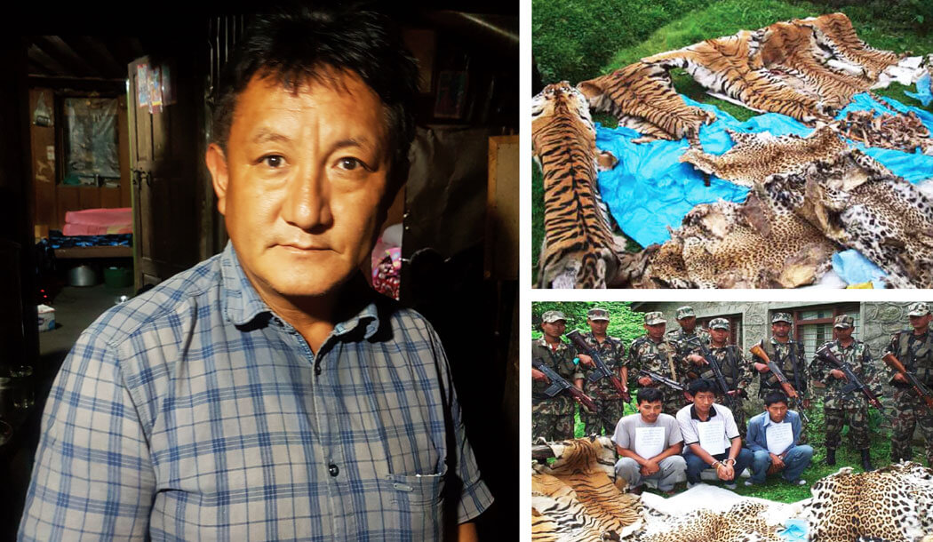 Tiger poacher gets 7 years jail