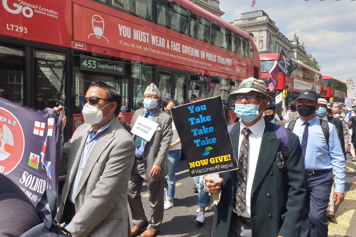 Anger grows in Nepal over Covid vaccine delays