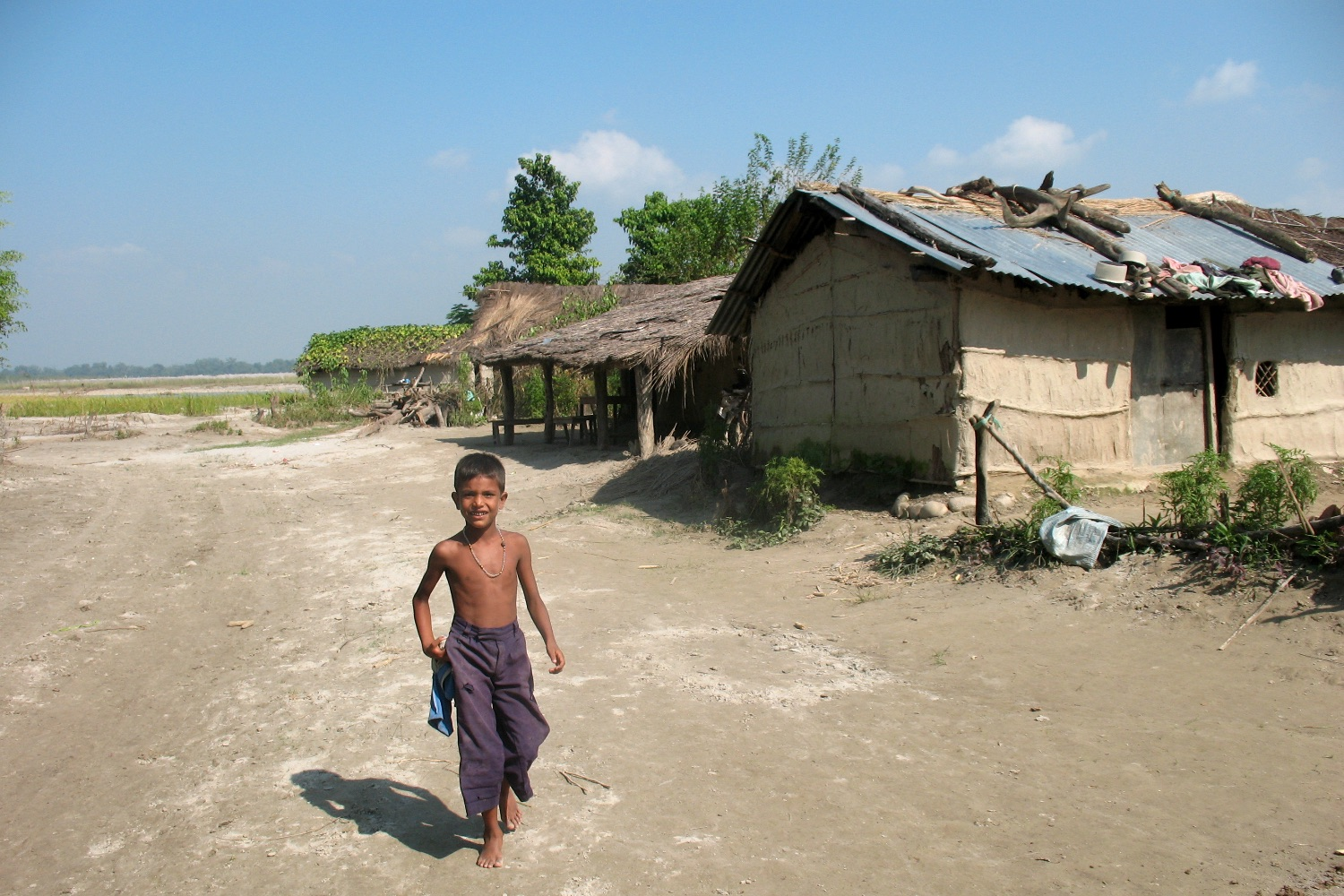 Dalits, disasters and discrimination