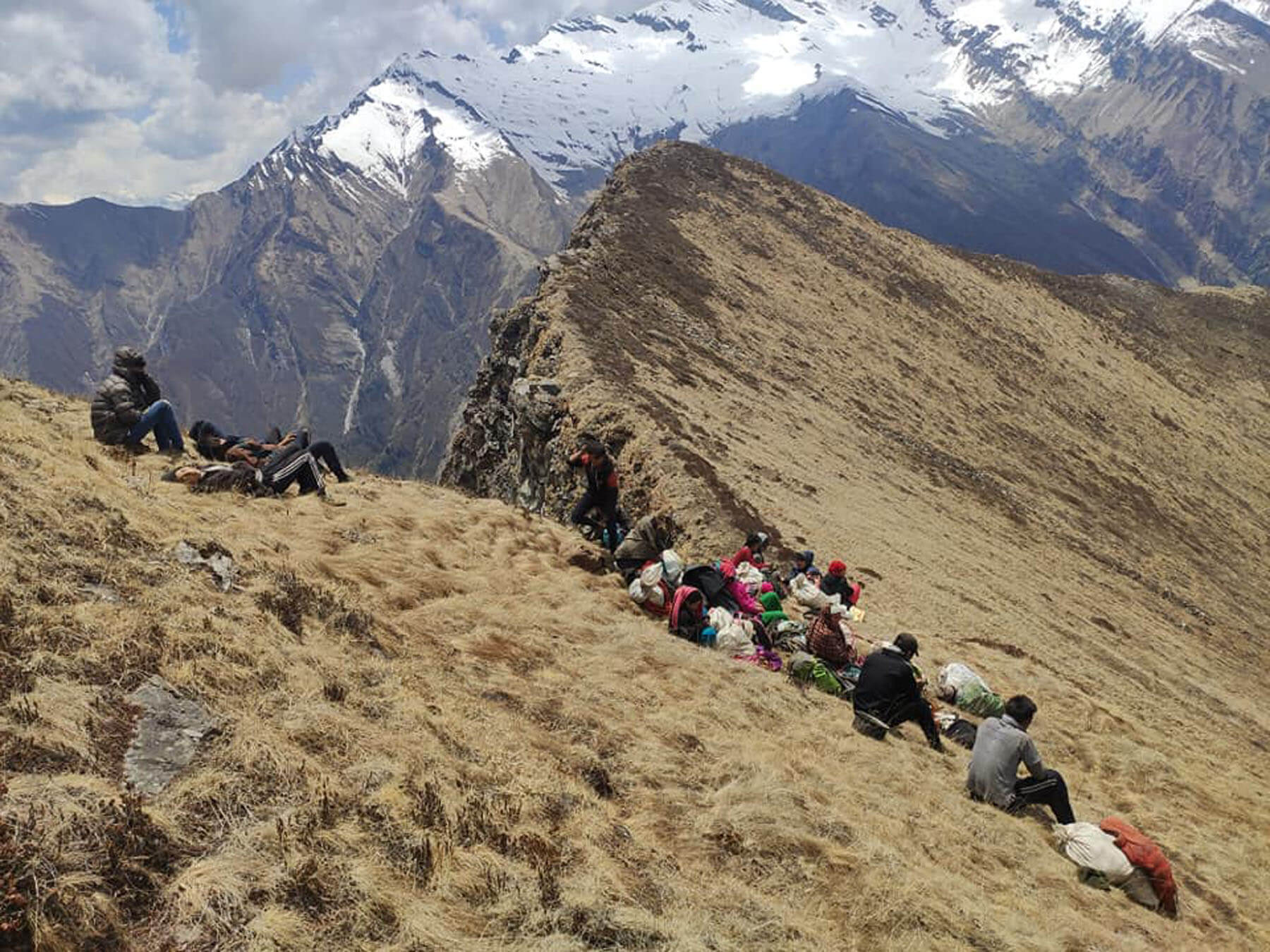Locals of Jagdulla rural municipality in Dolpo head to Patan for the annual Yarsagumba collection season. Yarsa picker say they don't expect to collect the Himalayan herb as much as they did last year.