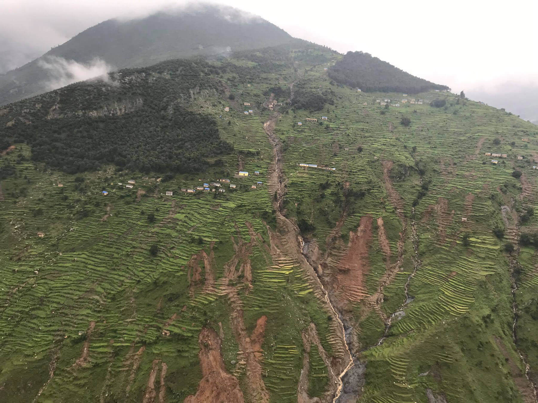 Nepal braces for monsoon-pandemic double hit