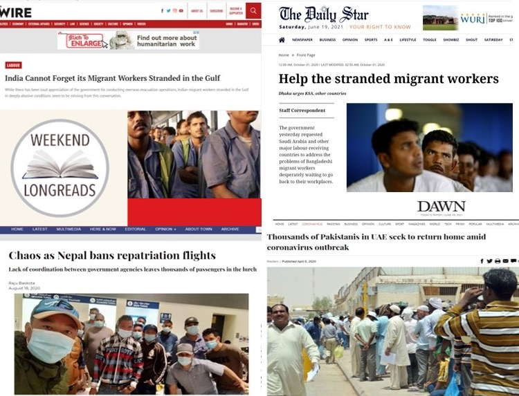 South Asia's migrants share problems, share solutions