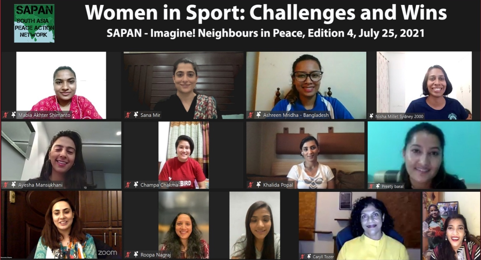 Struggles, successes of South Asian women athletes